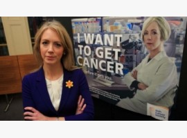 Irish Cancer Society Asks People to 'Get Cancer' in Provocative New Campaign