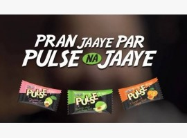 DS Group rolls out the TV campaign for Pulse candy