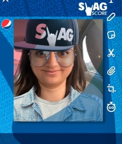 Swag gets a new 'Interactive' definition as snapchat and Pepsi partner for a campaign