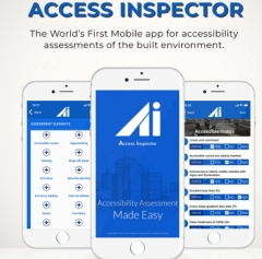 Techbility Launches World's First Mobile App for accessibility assessments of the built environment