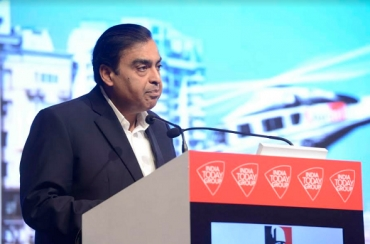 Mukesh Ambani pitches for 'Keep in India'