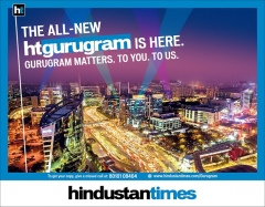 Hindustan Times launches its All New Gurugram Edition