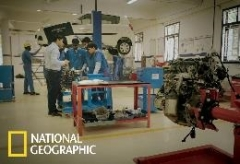 National Geographic to  premiere India's Mega Workforce