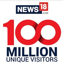 News18.com Crosses 100 Million Unique Visitors