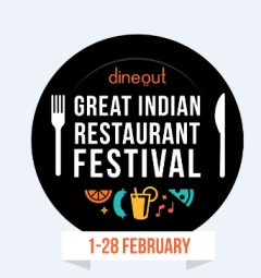 Dineout's Great Indian Restaurant Festival is back