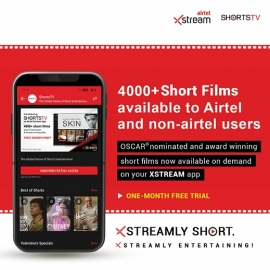 ShortsTV to expand into the world of OTT with Airtel Xstream