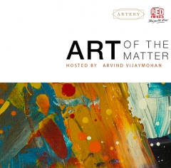 RED FM and Artery India launches new podcast Art of the Matter
