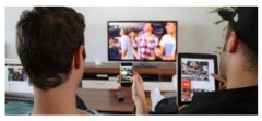 Online video viewing to exceed an hour a day in 2018
