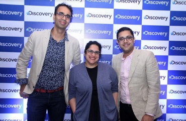 Discovery India to launch new Digital Channels in 2018