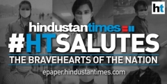 Watch #HTSalutes Covid-19 Warriors on YouTube