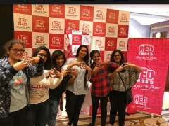 Red FM partners with international vlogger -'Superwoman'