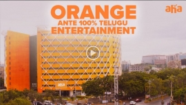 OTT platform aha paints the town orange with the best in 100 % Telugu content