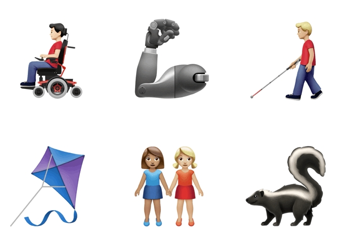 Apple offers a look at new emoji coming to iPhone