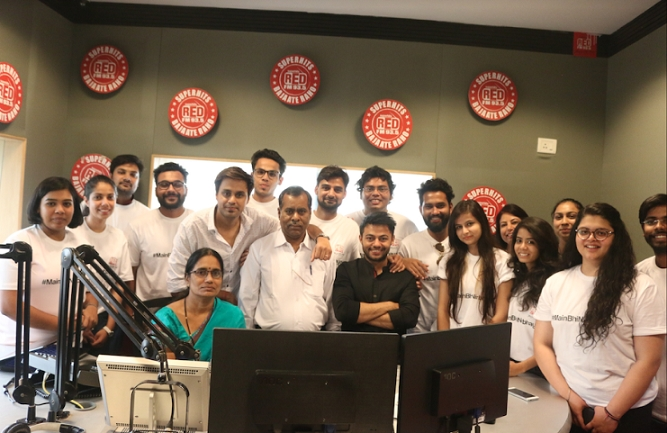 93.5 RED FM brings in Mother's Day with Nirbhaya's mother along with Delhi listeners