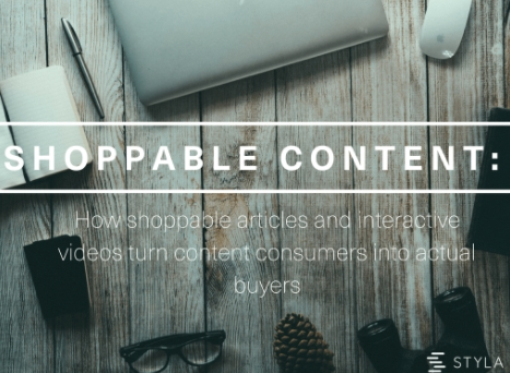 How retailers can improve shoppable content