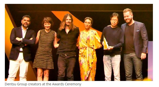 Dentsu Garners 46 Awards at Spikes Asia 2018