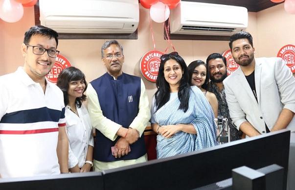 93.5 RED FM launches in Dehradun
