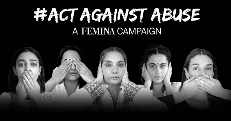 Femina takes a stand against domestic violence with #ActAgainstAbuse by partnering with UN Women