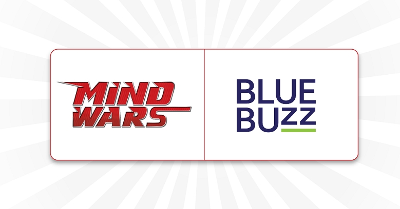 Zee Entertainment's Mind Wars renews its Marketing Mandate with Blue Buzz