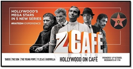 Zee Café launches 'Hollywood On Cafe'