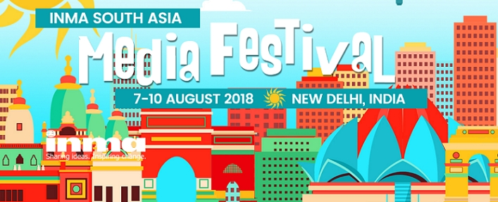 INMA To Host 4-Day South Asia Media Festival In New Delhi