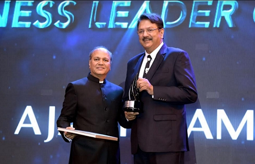 Ajay Piramal Conferred with IAA Business Leader of the Year Award