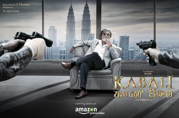 Amazon Prime Video to exclusively stream Kollywood's biggest blockbusters