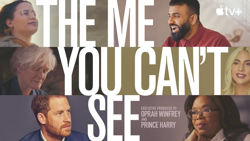 """Oprah Winfrey and Prince Harry to premiere """"The Me You Can't See"""""""