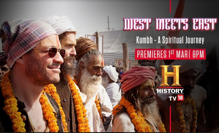 """HISTORY TV18 to  air """"West Meets East"""""""