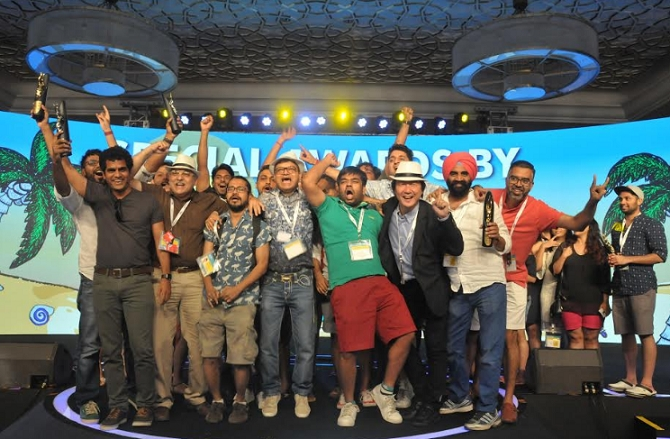 Dentsu Aegis Network sweeps Creative Abbys at Goafest 2017