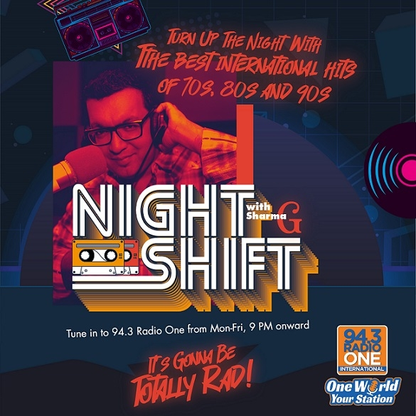 """Radio One Launches New Show """"Night Shift"""""""
