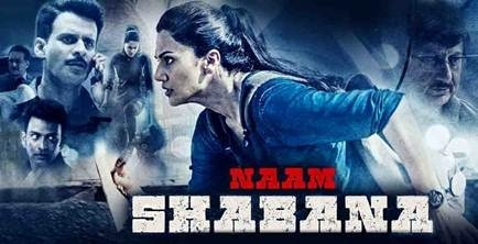 &pictures to air 'Naam Shabana' on 13th August