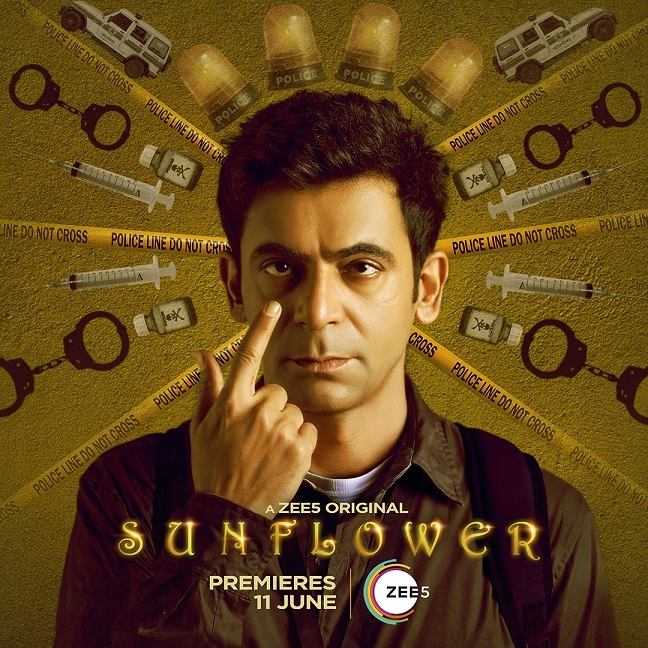 ZEE5 Global announces the release of its latest Original Series Sunflower, starring Sunil Grover