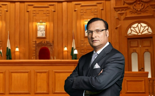 India TV Chairman and Editor-in-Chief Rajat Sharma donates Rs 64 lakh for flood-ravaged Uttarakhand