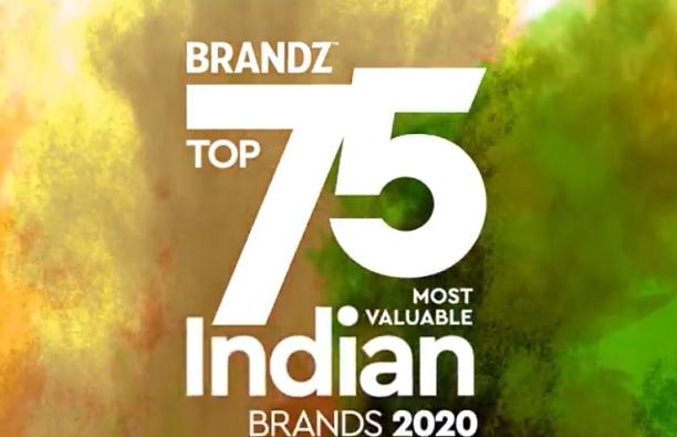 BrandZ™ Top 75 Most Valuable Indian Brands