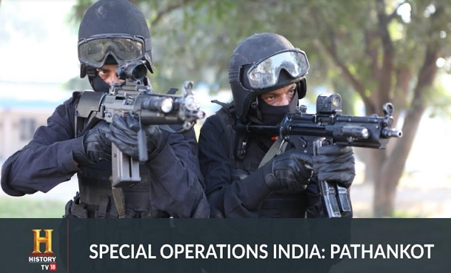History TV18 brings to you Special Operations: Pathankot