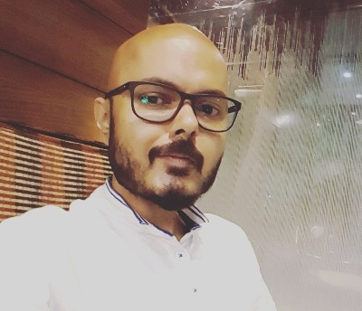 Moneesh Chakravarty, Marketing Head, Business Standard