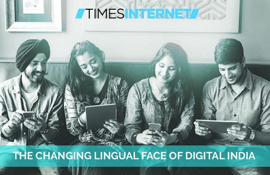 The Changing 'Lingual' Face of Digital India