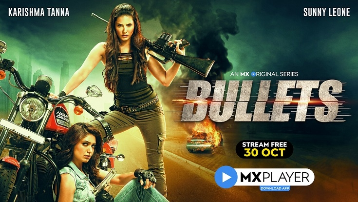 MX Player brings you a chase that's too hot for you to miss with Bullets