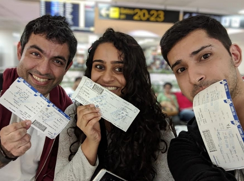 A blogger, an ex-techie and a banker to vie for India's best job – a one-year travel scholarship on TLC