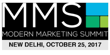 MMS New Delhi Announces Agenda and Dates for the 2nd Edition