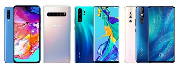 Triple Camera Penetration Among Smartphones To Cross 50% by 2021
