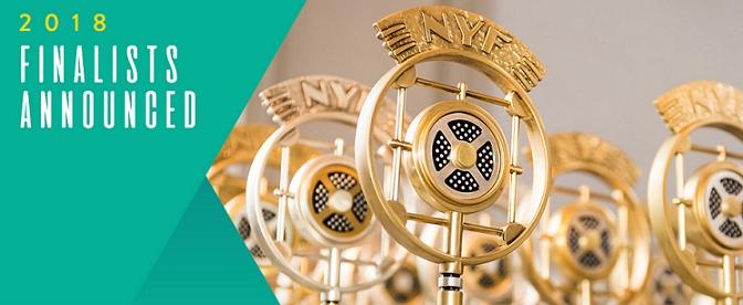 New York Festivals International Radio Program Awards Announces 2018 Finalists