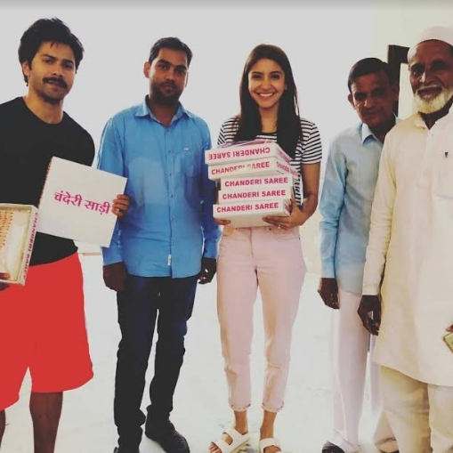 Varun-Anushka signed as ambassadors of Skill India Campaign