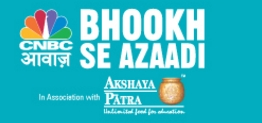 CNBC Awaaz unleashes a special campaign for Independence Day – Bhookh se Azaadi
