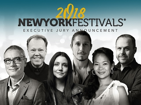 14 Additional Executive Jury Members Join New York Festivals International Advertising Awards