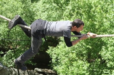 Running Wild with Bear Grylls' on Discovery channel gets extraordinary traction from advertisers
