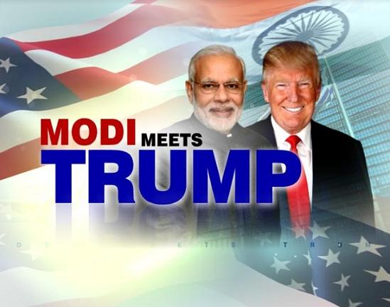 CNN-News18 presents 'Modi Meets Trump'
