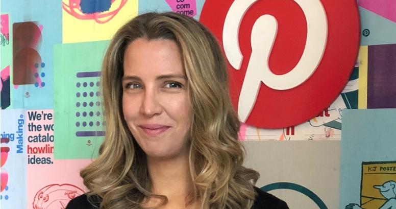 Pinterest hires Andréa Mallard as first CMO